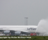 A 380 in Leipzig